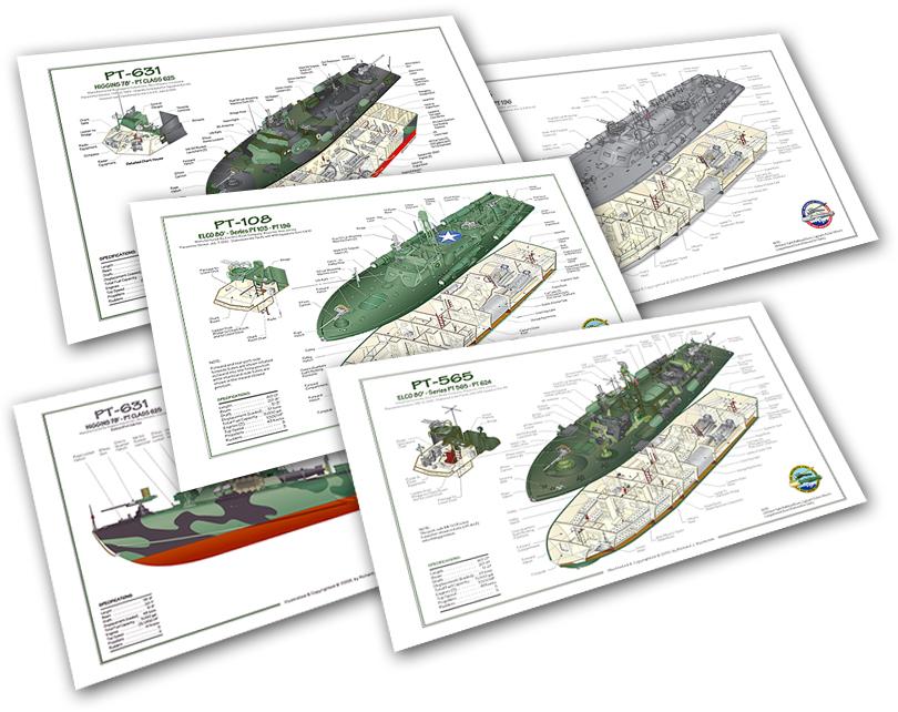 Pt model boat plans | David Chan